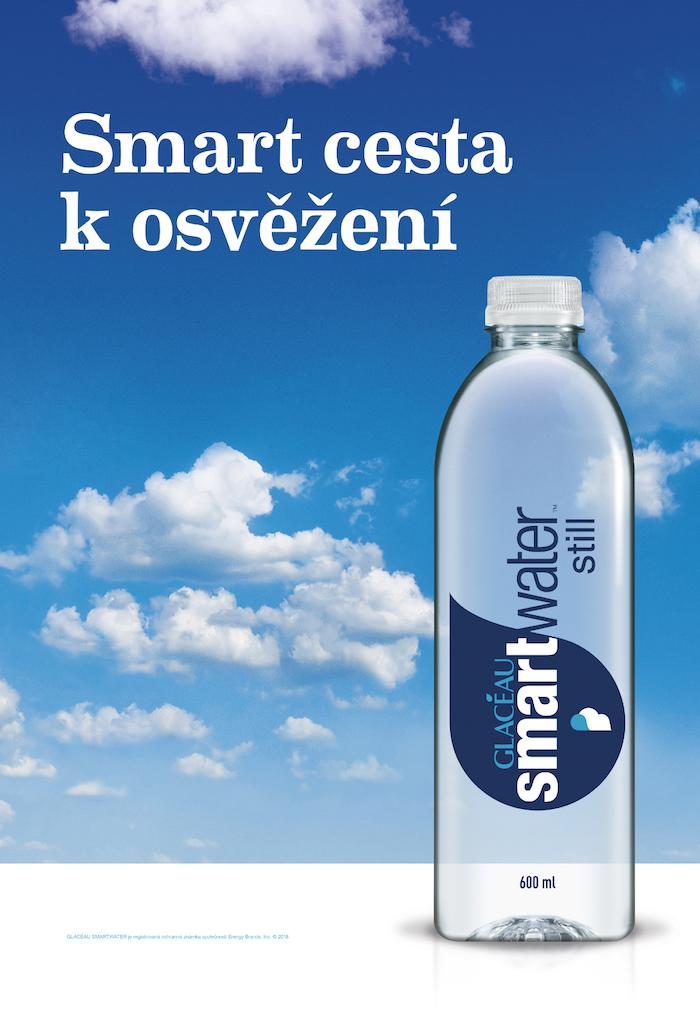 Coca-Cola uvádí na český trh značky Glacéau smartwater, zdroj: Coca-Cola