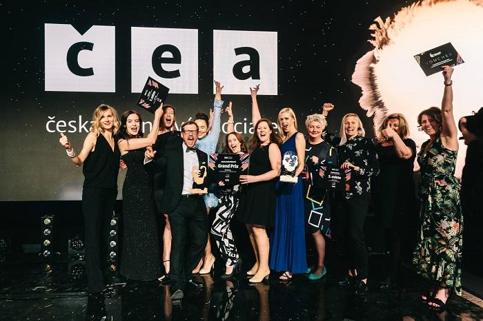 Grand Prix prvního ročníku Výročních cen ČEA získala Event Arena za projekt pro Komerční banku, zdroj: ČEA