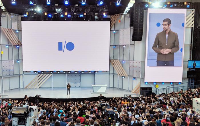 I/O 2018, foto: Google