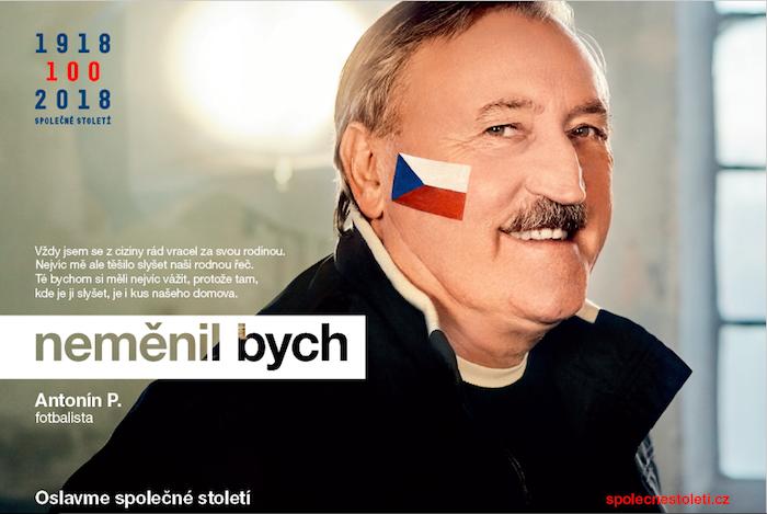 Antonín Panenka, zdroj: CzechTourism