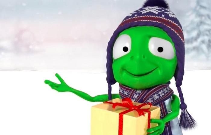 Z vánočního spotu Alza
