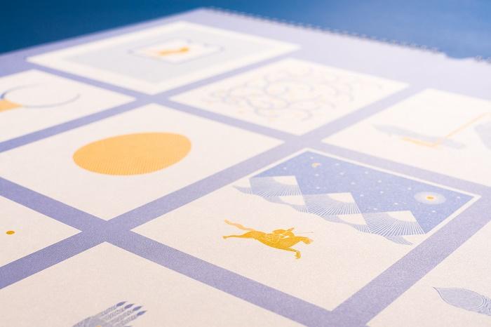 Nejlepší ilustrace a její použití pro Marii Makeeva a Presco Group