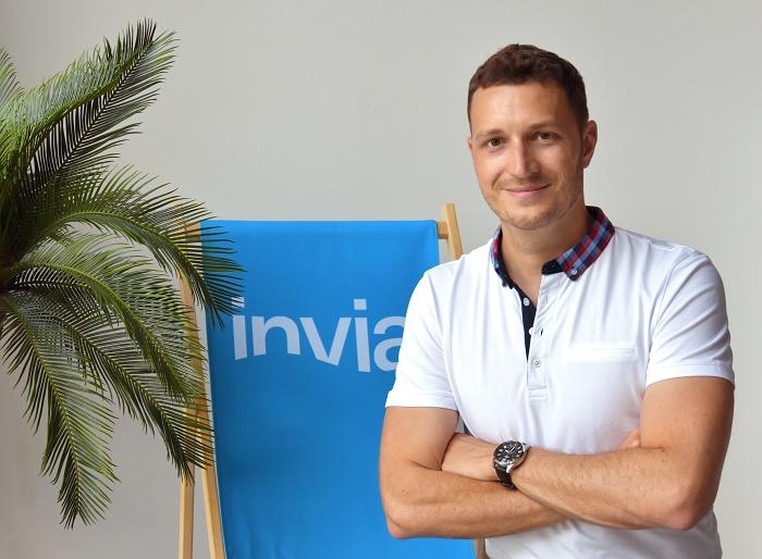 Michal Bošela, foto: Invia