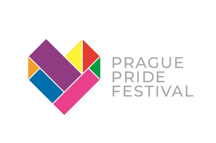 Nové logo festivalu Prague Pride