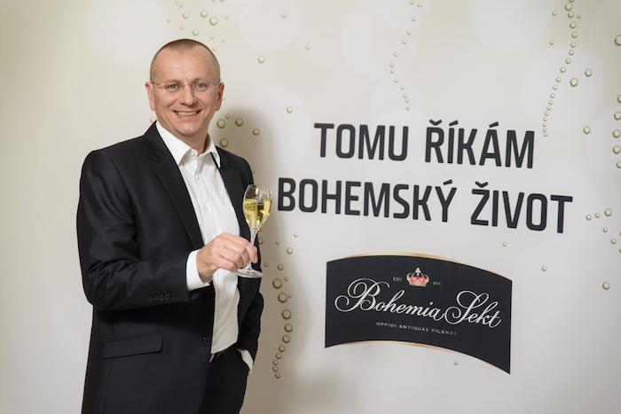 Martin Fousek, marketingový ředitel společnosti Bohemia Sekt, foto: Bohemia Sekt