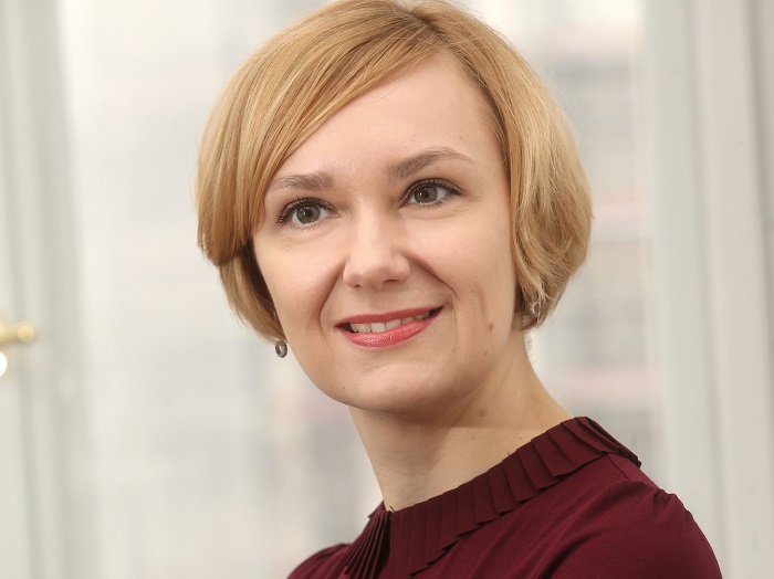Lucia Brinzanik, foto: Taktiq Communications