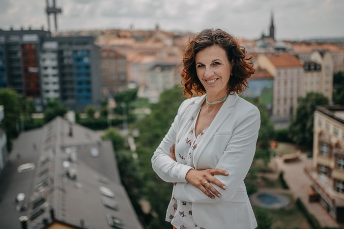 Libuše Paterová, foto: Nielsen Admosphere