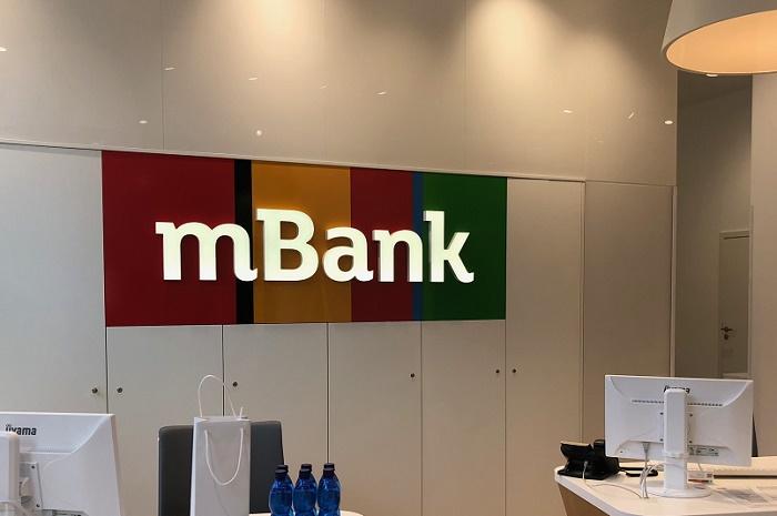 Nová pobočka mBank v ulici Plzeňská, foto: MediaGuru.cz
