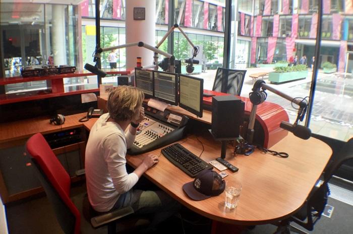 Studio rádia Expres FM, foto: Seznam.cz