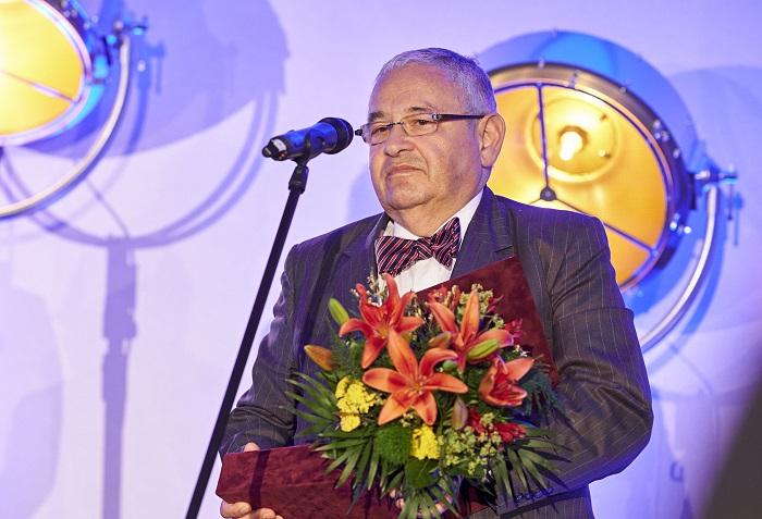 Cena za přínos oboru PR byla udělena Michalu Donathovi, foto: Vojtěch Resler.