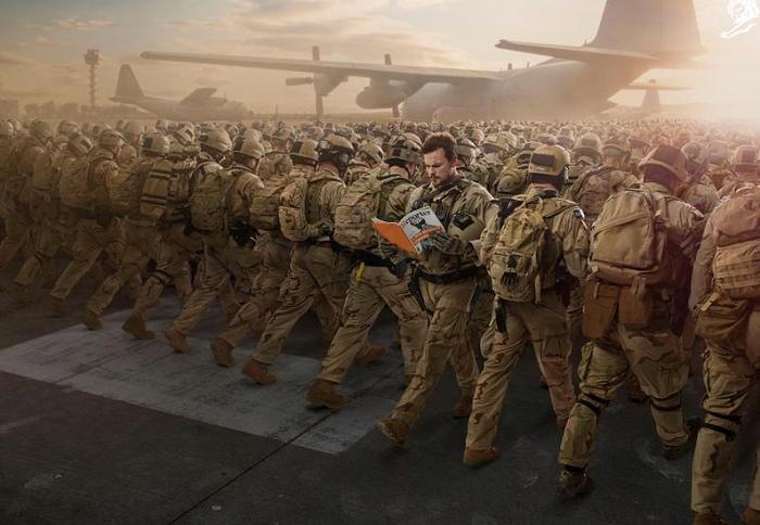 Reportér - Questioning War od agentury Y&R Prague, zdroj: Cannes Lions