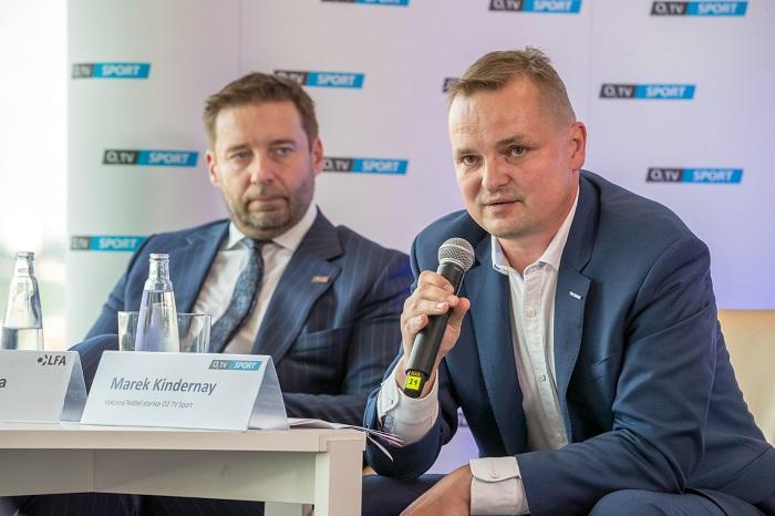 Marek Kindernay, foto O2