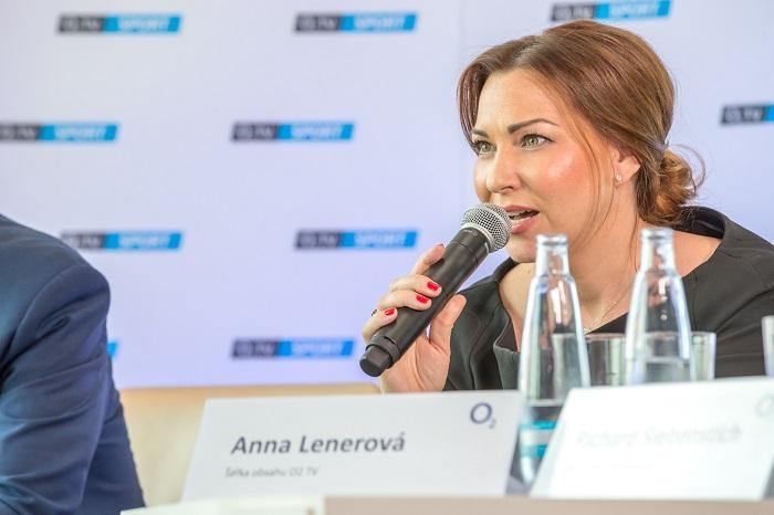 Anna Lenerová, foto: O2