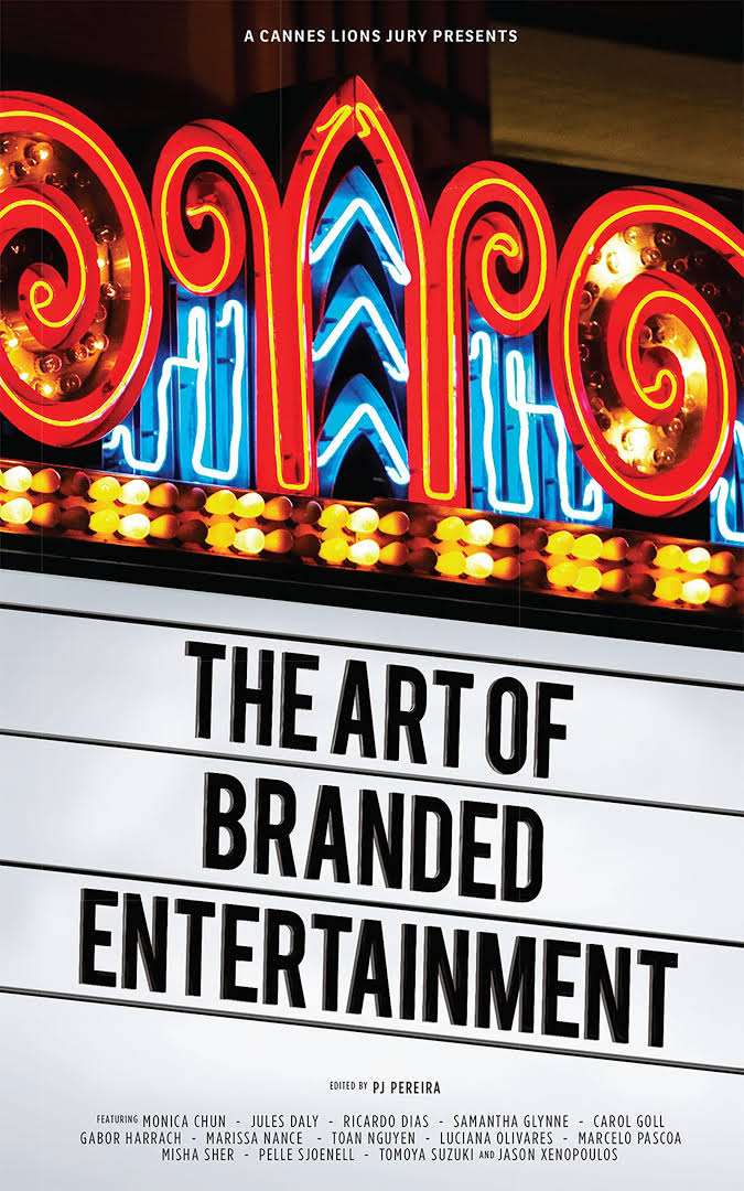 Nová kniha do knihovničky každého marketéra The Art of Branded Entertainment