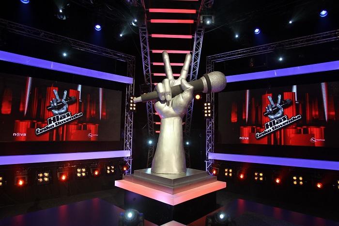 Hlas Česko Slovenska, foto: TV Nova