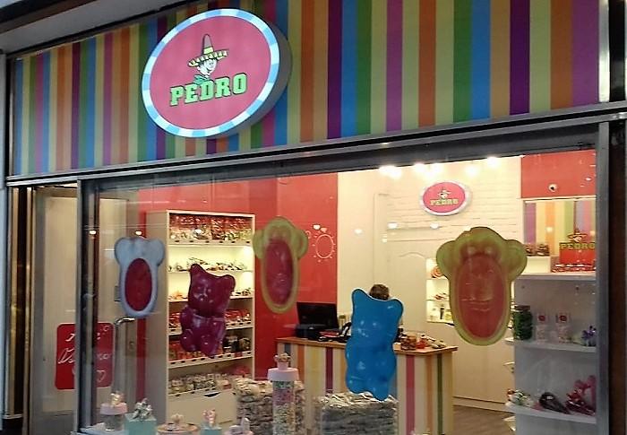 Nová prodejna Pedro Světozor