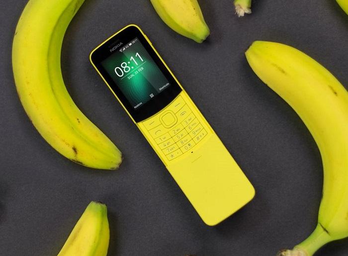 Nokia 8110, foto: HMD Global