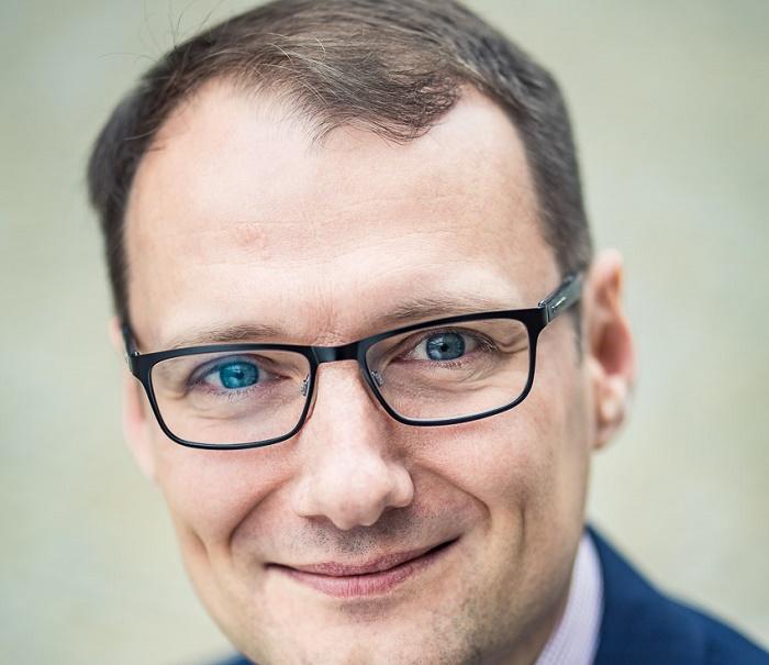 Michal Pokluda, zdroj: Wüstenrot
