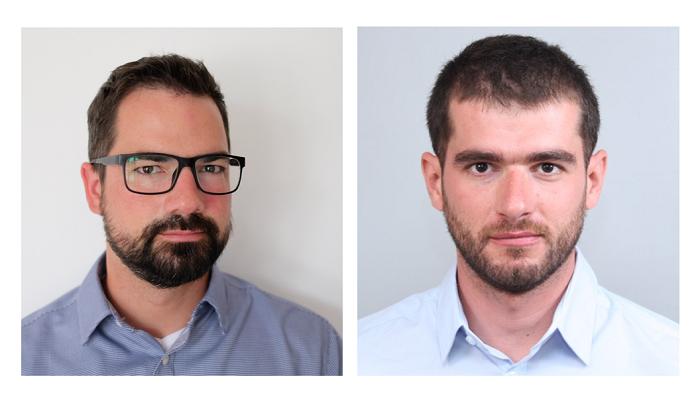 Zleva: Tomáš Radil a Radi Uzunov, foto: JBPR