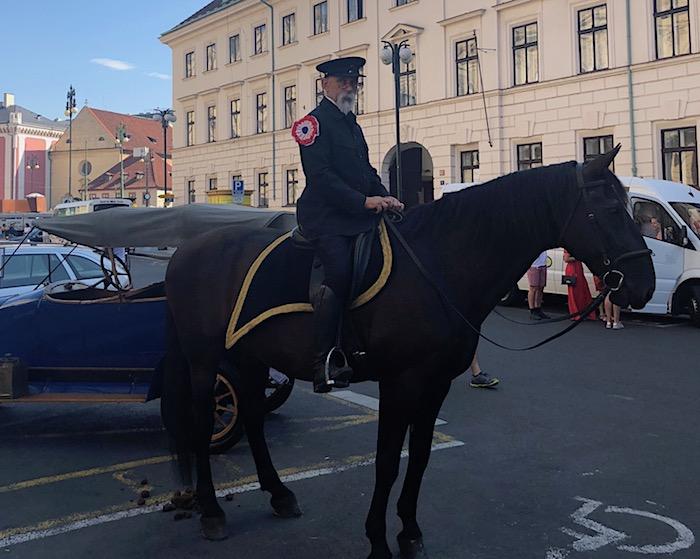 Do některých měst České republiky zavítá také Tomáš Garrigue Masaryk, foto: MediaGuru.cz.