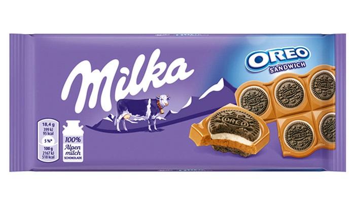 Nový obal značky Milka, zdroj: WUV.de