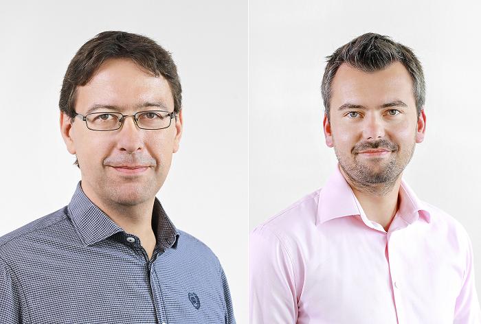 David Pazdera a Jiří Krupička, foto: Mladá fronta