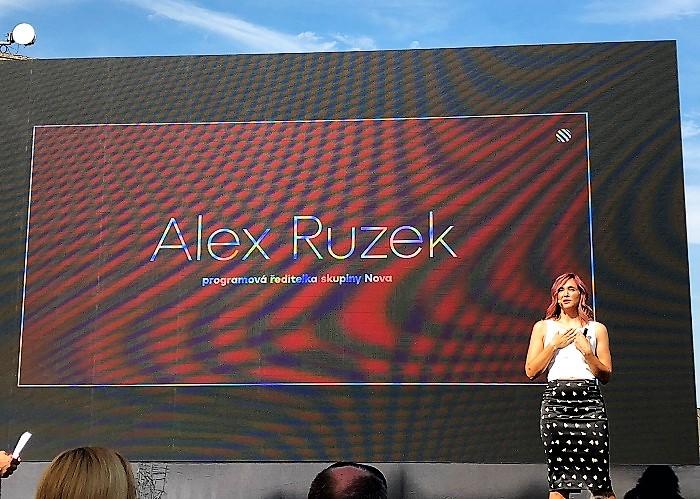 Alex Ruzek, foto: MediaGuru.cz