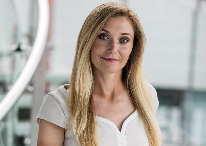 Lenka Nováková, foto: Adastra