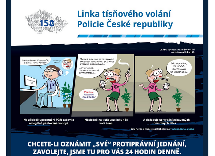 Zdroj: Policie ČR