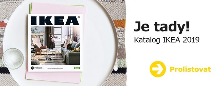 Ukázka bannerové reklamy, zdroj: IKEA