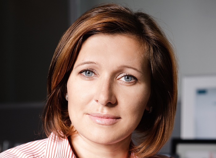 Šárka Samková, zdroj: BM Management