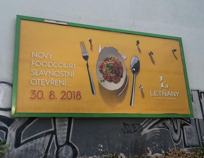 Již přiznaná část kampaně, foto: MediaGuru.cz