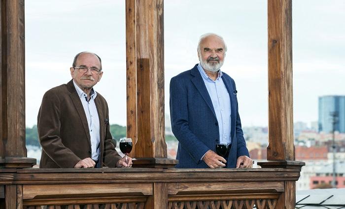 Svěrák a Uhlíř - padesát let spolu