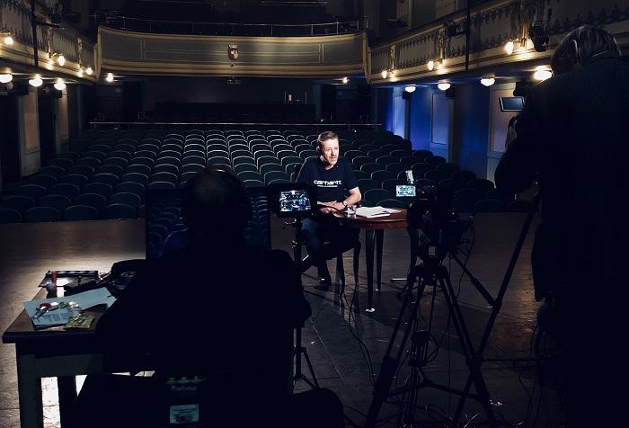 Z pořadu Palmovka, foto: Česká televize