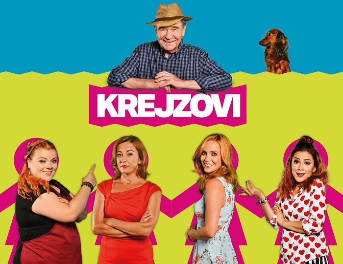Krejzovi, foto: FTV Prima