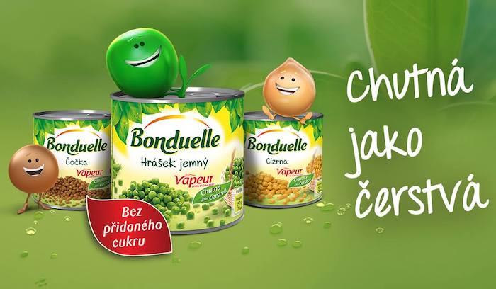 Zdroj: FB Bonduelle