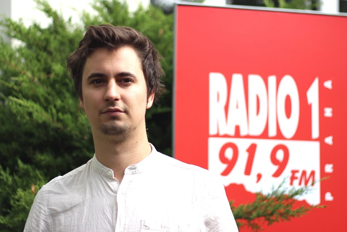 Zdeněk Lichnovský, foto: Radio 1