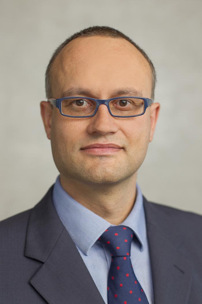 Pavel Burša, místopředseda představenstva, zdroj: Economia