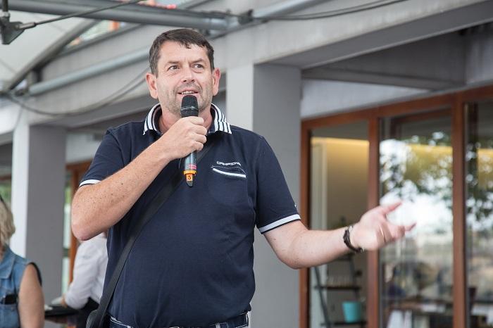 Úvodní slovo měl Pavel Mencl, generální ředitel společnosti Generali, foto: Generali.
