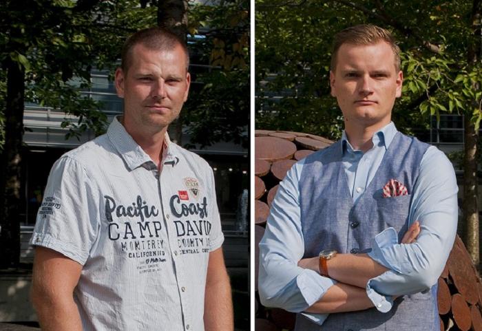 Miroslav Toman a Ondřej Hubatka, foto: Allmedia4U
