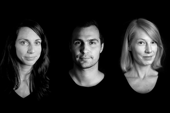 Lenka Černá, Lukáš Hátle, Alena Oswaldová, foto: 2Fresh