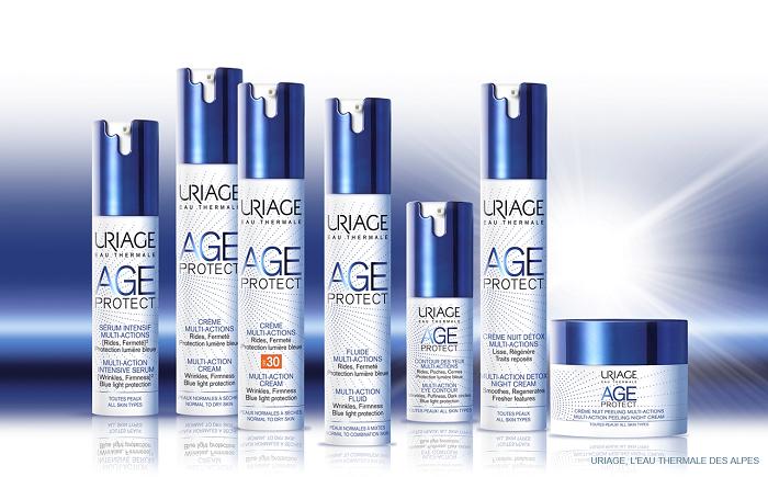 Nová řada značky Uriage Age Protect, zdroj: Uriage