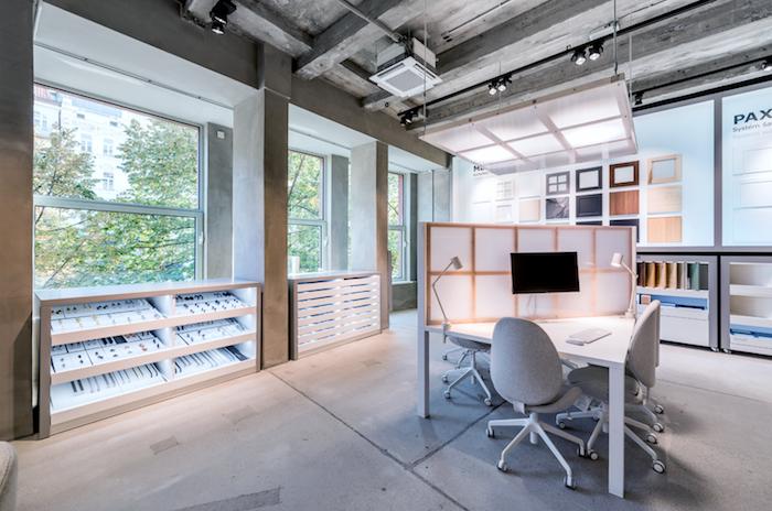 Na prvním patře se bude nacházet plánovací studio, foto: IKEA.