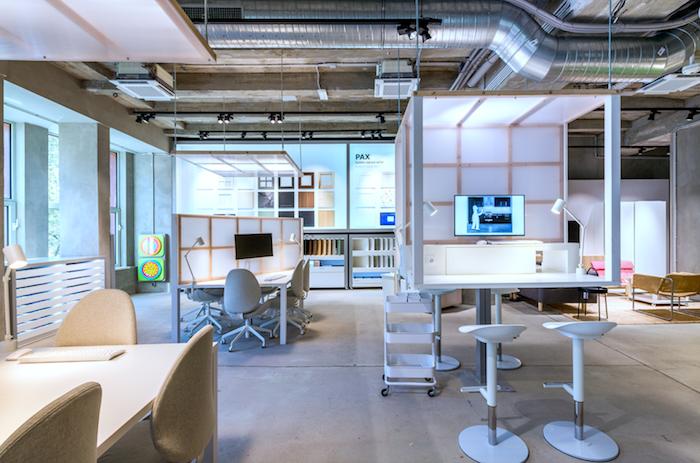 S odborníky si budou moci zákazníci naplánovat obývací pokoj, ale i kuchyň, foto: IKEA.