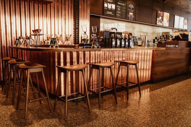 Starbucks Reserve nabídne kávový bar, foto: Amrest.