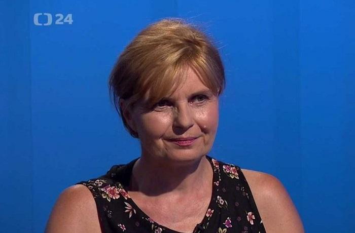 Petra Procházková, foto: ČT