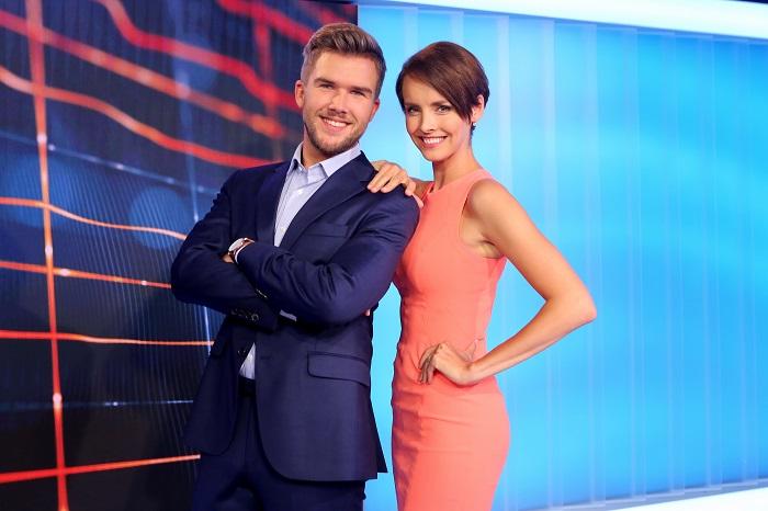Matěj Misař a Gabriela Lašková, foto: FTV Prima