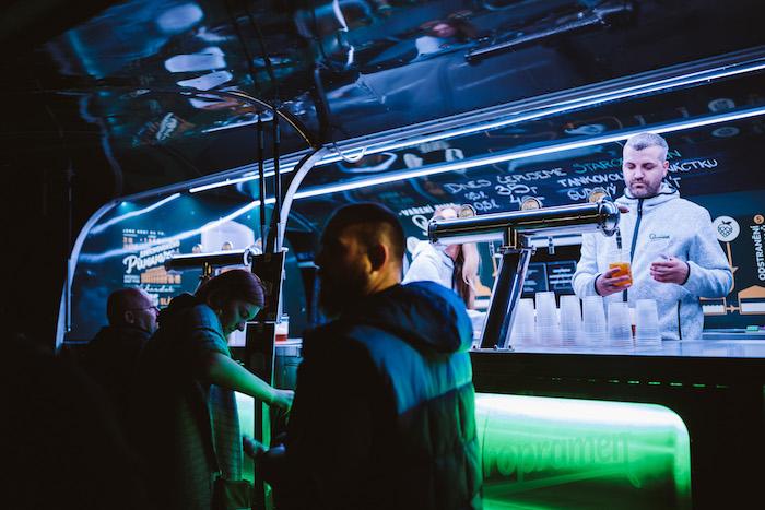 Staropramen představí svůj airestream bar, zdroj: Signal.