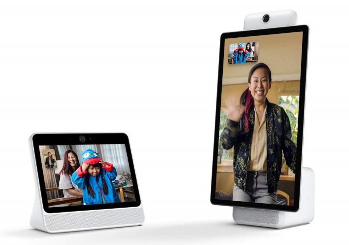 Nový přístroj Portal uvede Facebook ve dvou velikostech, zdroj: FB