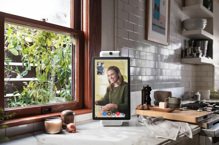 Zařízení Portal, vybaven obrazovkou a kamerou, má zjednodušit videohovory, zdroj: FB